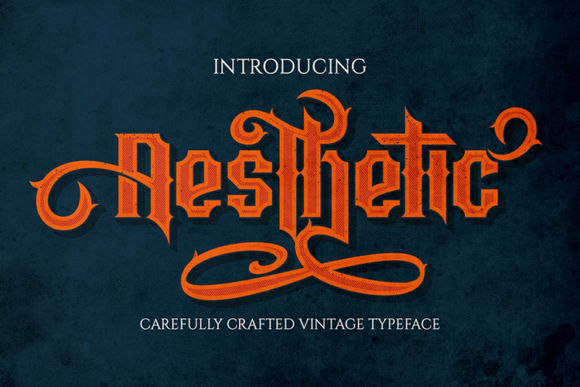 Download Free Rushing Nightshade Font By Figuree Studio Creative Fabrica for Cricut Explore, Silhouette and other cutting machines.