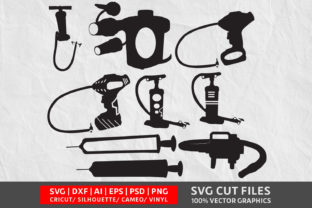 Air Pump SVG Graphic By Design Palace