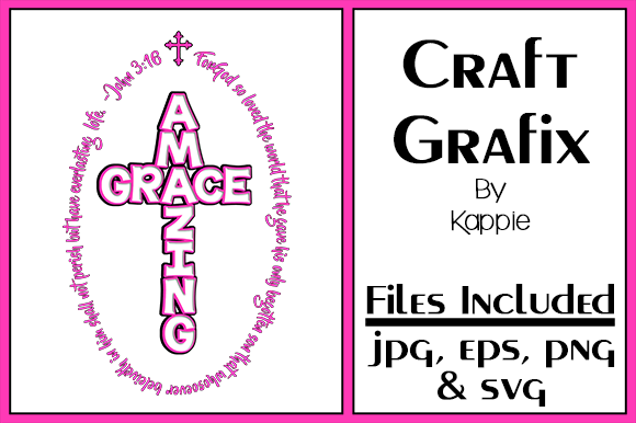 Print on Demand: Amazing Grace Graphic Crafts By Grafix by Kappie