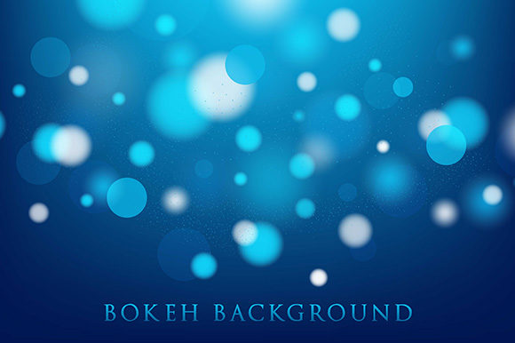 Background Bokeh Graphic Backgrounds By indostudio - Image 1
