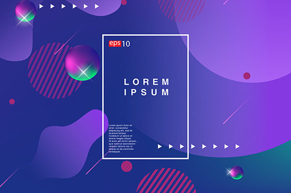 Background Fluid Design Banner Graphic Backgrounds By apple