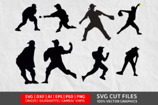 Baseball SVG Graphic By Design Palace
