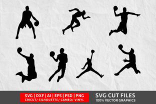 Basketball SVG Graphic By Design Palace