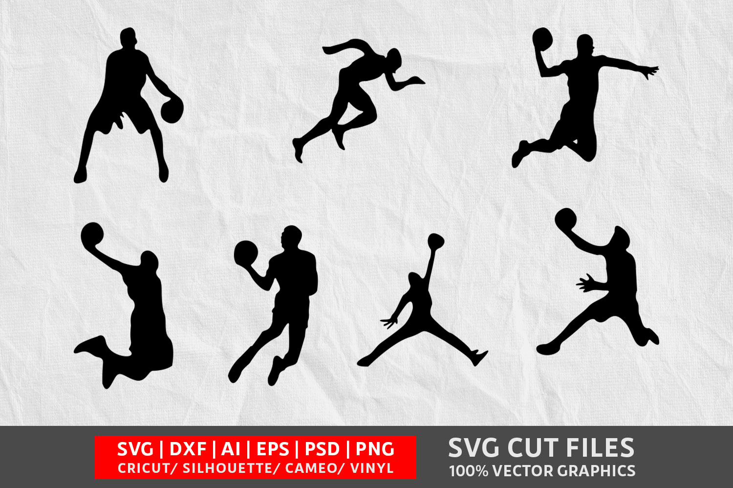 Download Free Basketball Svg Graphic By Design Palace Creative Fabrica for Cricut Explore, Silhouette and other cutting machines.