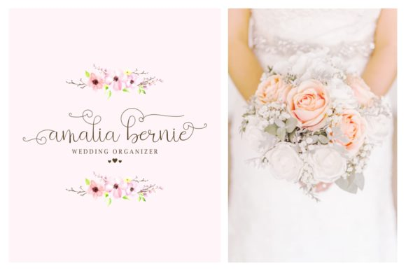 Beauty and Love Duo Font By putracetol Image 3