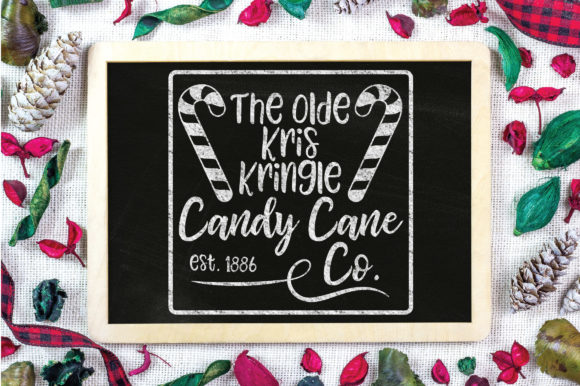 Download Free Candy Cane Co Svg Graphic By Oldmarketdesigns Creative Fabrica for Cricut Explore, Silhouette and other cutting machines.