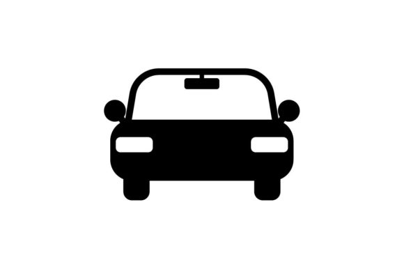 Download Free Car Trophy Black Icon Graphic By Hoeda80 Creative Fabrica for Cricut Explore, Silhouette and other cutting machines.