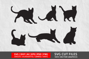 Cat SVG Graphic By Design Palace