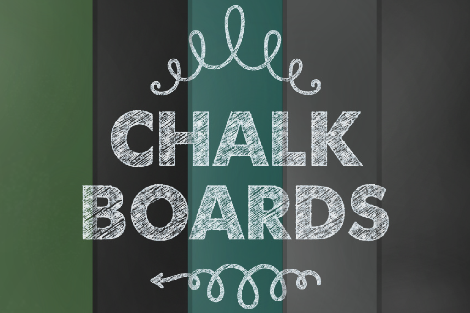 Download Free Chalk Boards Digital Paper Pack Graphic By Sonyadehart for Cricut Explore, Silhouette and other cutting machines.