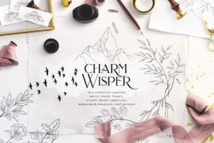 Charm Wisper Graphic By BilberryCreate