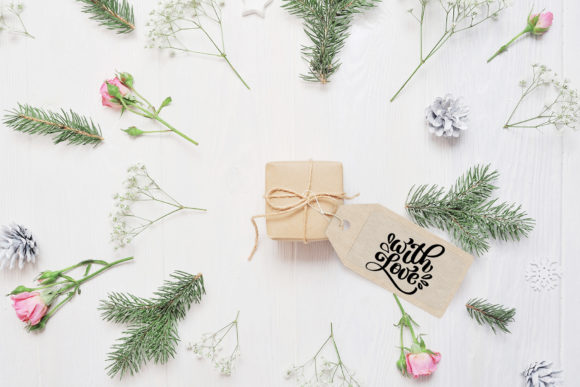 Christmas Gift Tags Graphic Objects By Happy Letters - Image 10