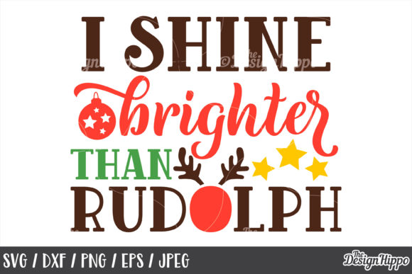 Download Free Christmas Reindeer Bundle Graphic By Thedesignhippo Creative for Cricut Explore, Silhouette and other cutting machines.
