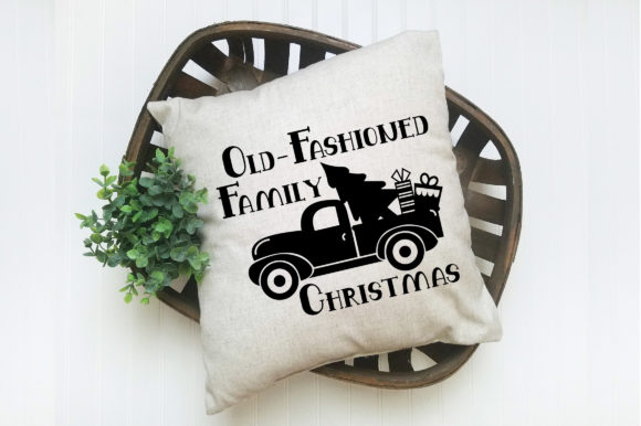 Print on Demand: Christmas - Family Christmas Graphic Crafts By oldmarketdesigns - Image 7