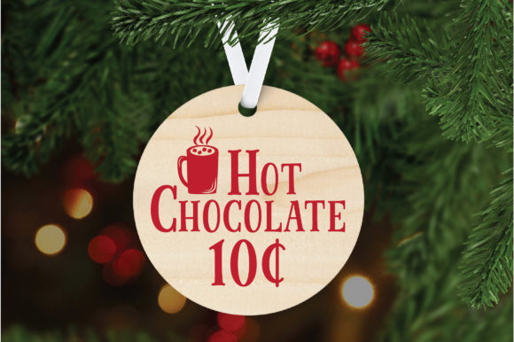 Christmas Svg Cut File Hot Chocolate Svg Graphic By