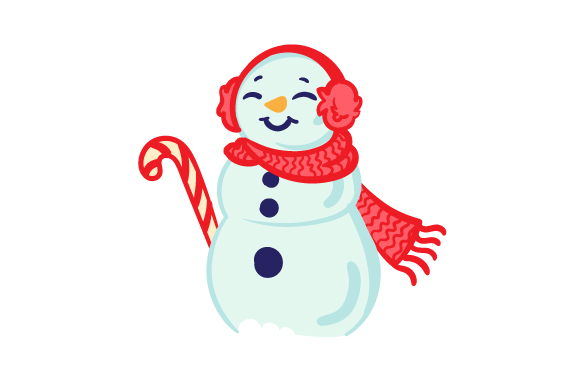 Download Free Christmas Snowman Svg Cut File By Creative Fabrica Crafts for Cricut Explore, Silhouette and other cutting machines.