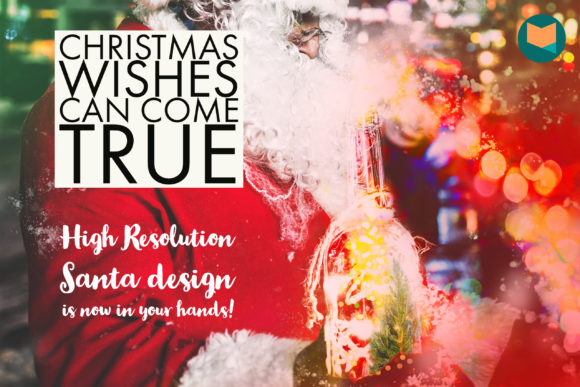Christmas is Here Graphic Photos By NinaGrateful