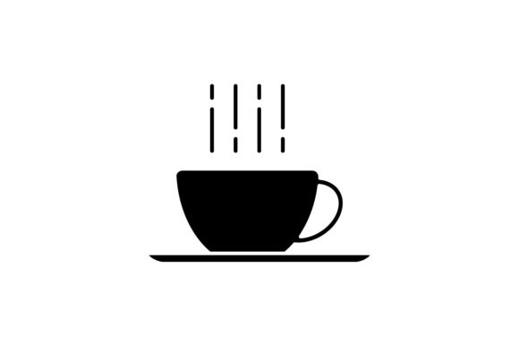 Print on Demand: Coffee Graphic Icons By khld939