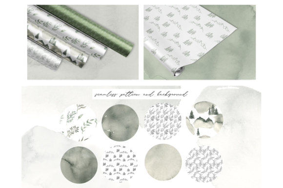 Coniferous Forest Graphic Illustrations By BilberryCreate - Image 5