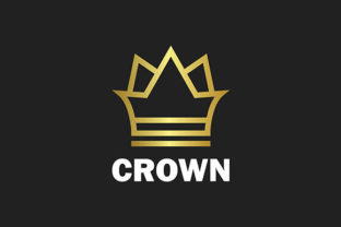 Download Free Crown Royal King Logo Graphic By Rohmar Creative Fabrica for Cricut Explore, Silhouette and other cutting machines.