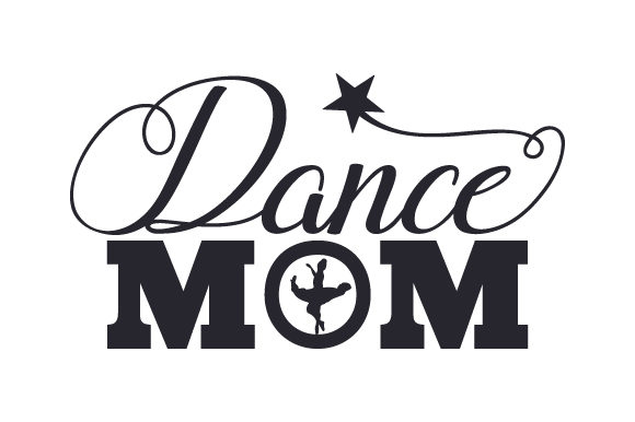 Dance Mom Dance & Cheer Craft Cut File By Creative Fabrica Crafts