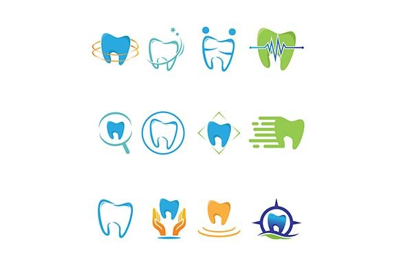 Download Free Dental Care Logo Graphic By Rohmar Creative Fabrica SVG Cut Files