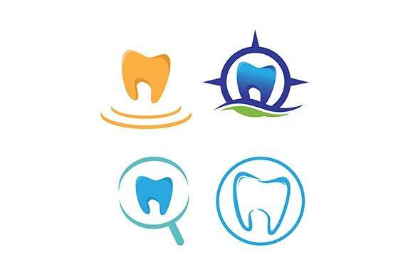 Download Free Dental Care Logo Graphic By Rohmar Creative Fabrica for Cricut Explore, Silhouette and other cutting machines.