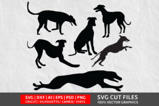 Dog SVG Graphic By Design Palace