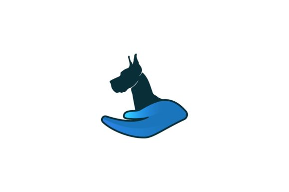 Download Free Dog Head Pet Care Logo Graphic By Yahyaanasatokillah Creative for Cricut Explore, Silhouette and other cutting machines.