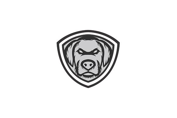 Dog Mascot Logo Graphic Logos By rohmar