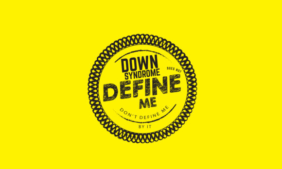 Print on Demand: Down Syndrome Quote Graphic Icons By baraeiji