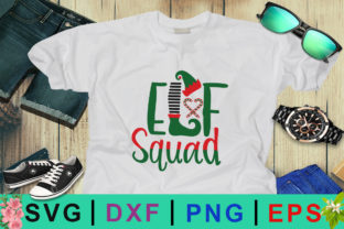 ELF Squad Image Graphic By Design Palace