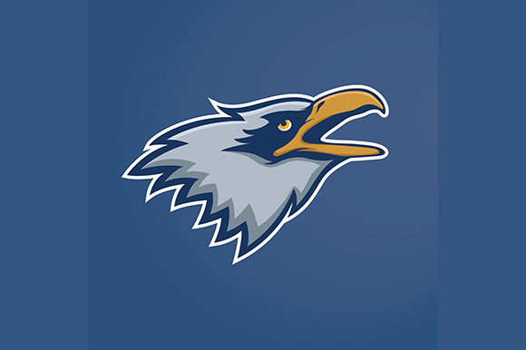 Eagle Logo Graphic By rohmar Image 1