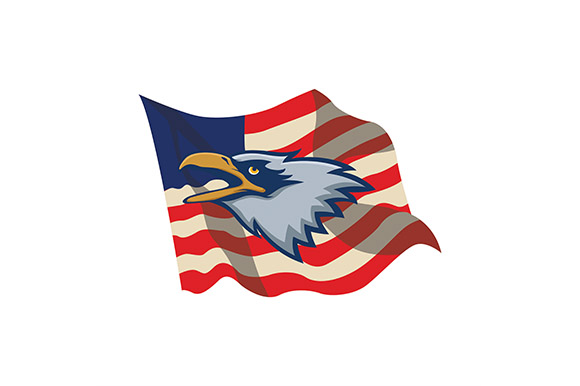 Download Free Eagle Logo Graphic By Rohmar Creative Fabrica for Cricut Explore, Silhouette and other cutting machines.