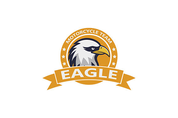 Eagle Logo Graphic Logos By rohmar