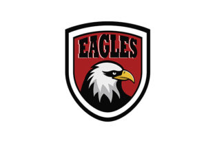 Eagle Logo Graphic By rohmar