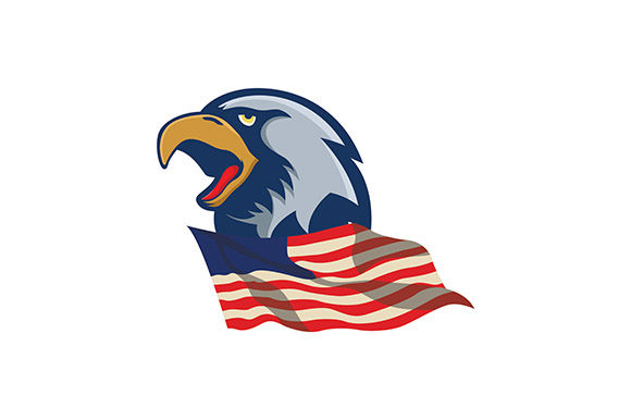 Download Free Eagle Logo Graphic By Rohmar Creative Fabrica SVG Cut Files