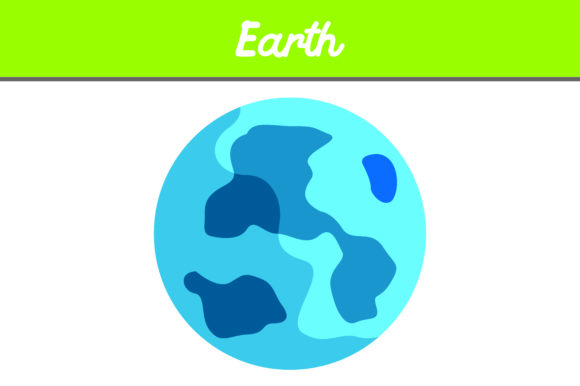 Print on Demand: Earth Graphic Icons By Arief Sapta Adjie