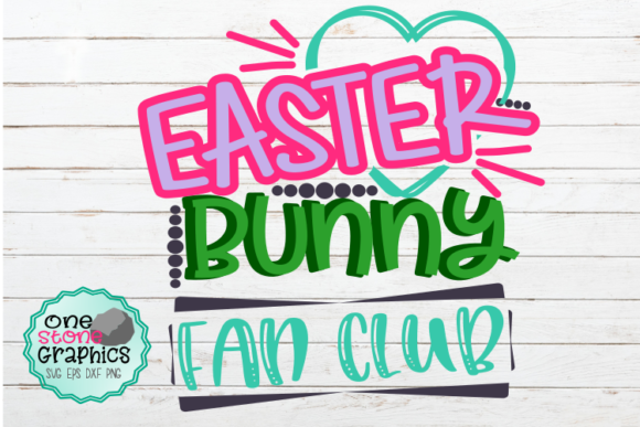 Easter Svg Graphic By OneStoneGraphics
