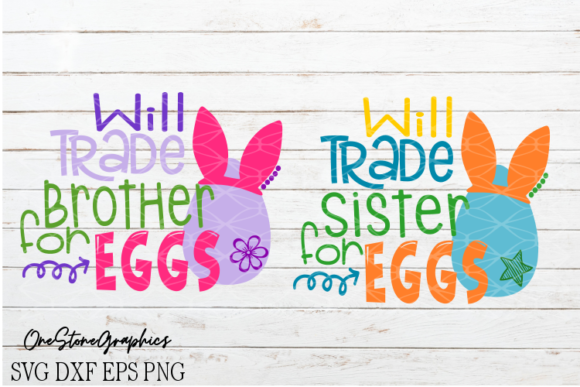 Easter Bundle Svg Graphic By OneStoneGraphics