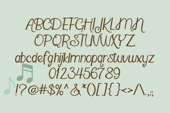 Print on Demand: Expect More Script & Handwritten Font By Illustration Ink - Image 3