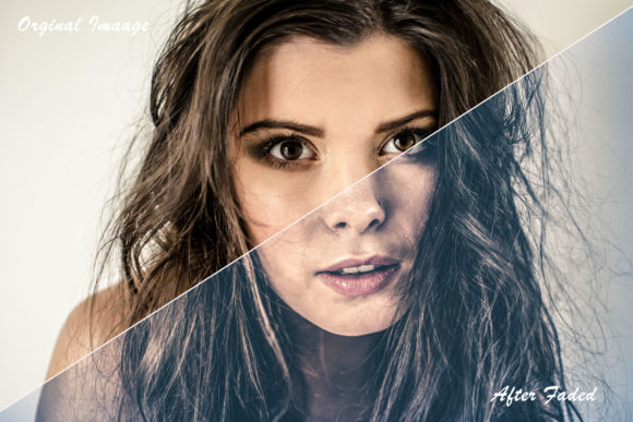 Faded Shadow Lightroom Presets Graphic Add-ons By Lumazin Ribak - Image 4