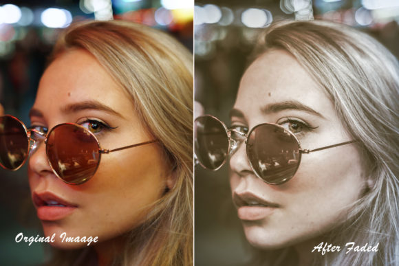 Faded Shadow Lightroom Presets Graphic Add-ons By Lumazin Ribak - Image 5