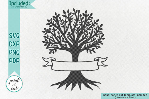 Download Free Family Tree Graphic By Cornelia Creative Fabrica for Cricut Explore, Silhouette and other cutting machines.