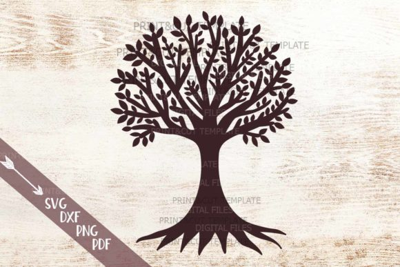Family Tree Svg Graphic Crafts By Cornelia