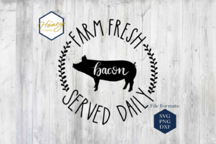 Farm Fresh SVG Graphic By The Honey Company