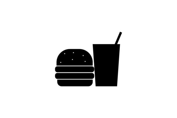 Download Free Fast Food Icon Vector Grafik Von Hoeda80 Creative Fabrica for Cricut Explore, Silhouette and other cutting machines.
