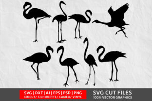 Flamingo SVG Graphic By Design Palace