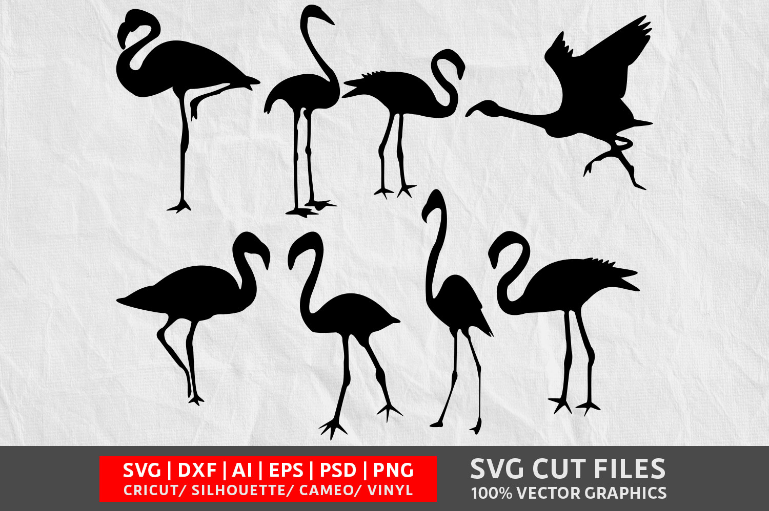 Download Free Flamingo Graphic By Design Palace Creative Fabrica for Cricut Explore, Silhouette and other cutting machines.