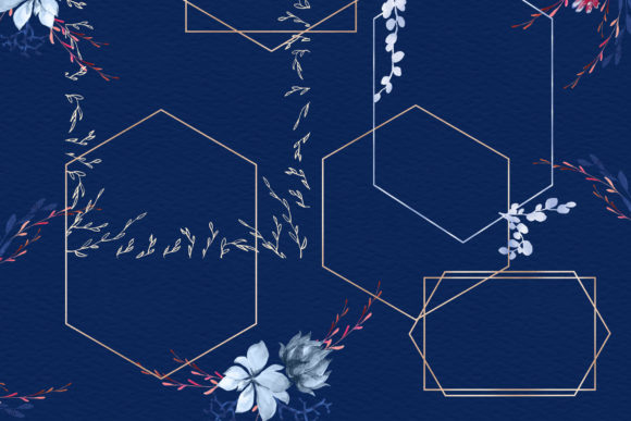 Print on Demand: Floral Wedding Graphics & Script Graphic Objects By Iradvilyuk - Image 21