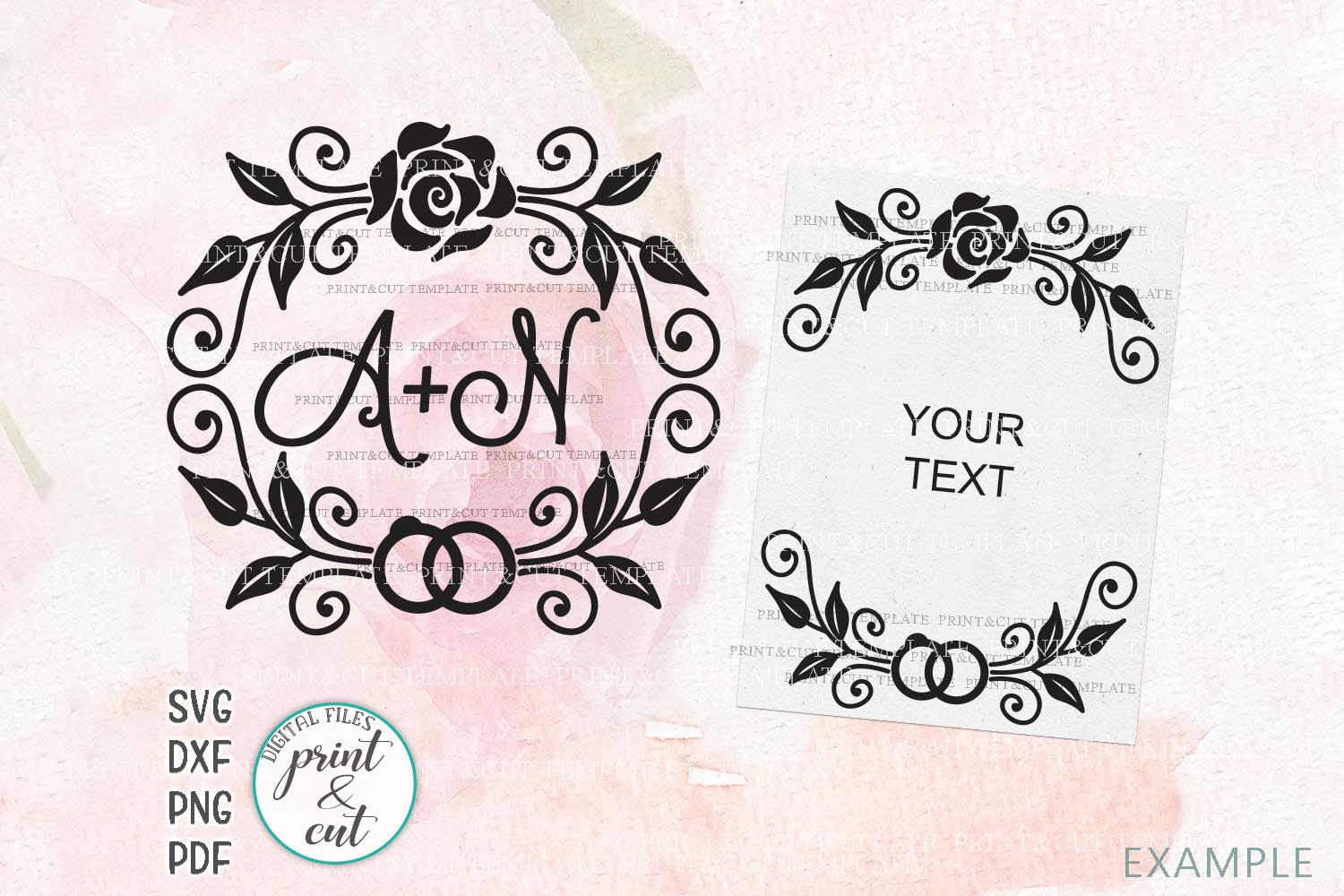 Download Free Flowers Graphic By Cornelia Creative Fabrica SVG Cut Files